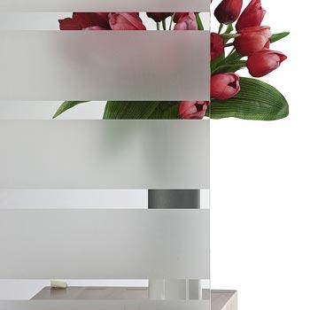 CreativTür Verglasung: Motivglas